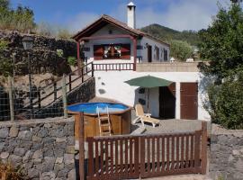 Casa Rural La Cuna, Los Silos (Ruigómez yakınında)