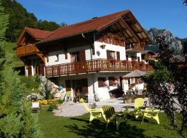 Gîte Le Titlis, Bernex