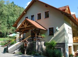 Hotel Polanka, Bor u Skutče (Proseč yakınında)