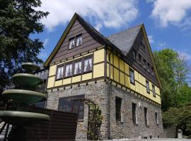 Parkhotel Schwarzenberg - Garni