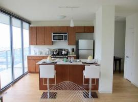 Luxury at Lakeshore East