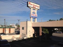 New Century Inn, San Gabriel