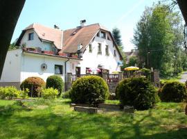 U Elišky, Liberec (Kryštofovo Údolí yakınında)