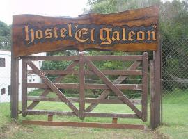 Hostel el Galeon, Villa Gesell