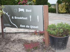 Bed & Breakfast 'Aan de IJssel', Zwolle