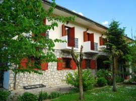 Hotel Faraggi, Kleidonia (рядом с городом Pogoni)