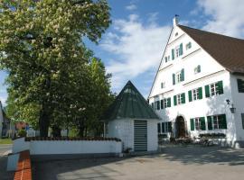 Hotel Munding, Krumbach (Neuburg an der Kammel yakınında)