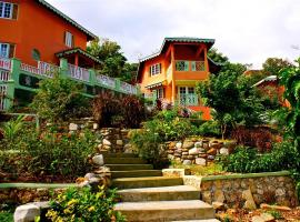 Pimento Lodge Resort, Port Antonio (Flat Grass yakınında)