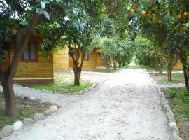 Yesil Bahce Bungalow - Ahsap Evler, Fethiye (in de buurt van Yaniklar)
