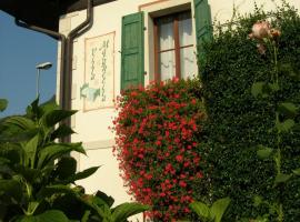 Villa Margherita, Anduins (Vito d'Asio yakınında)
