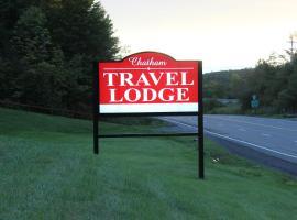 Chatham Travel Lodge, Old Chatham (in de buurt van Canaan)