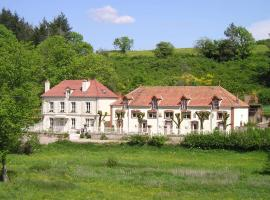 Manoir Bonpassage, Thury (рядом с городом Molinot)