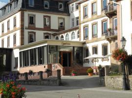Le Grand Hotel du Hohwald by Popinns, Ле-Овальд