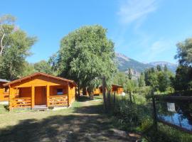 Camping, Hôtel De Plein Air Les Cariamas, Шатору-лез-Альп