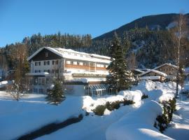 Vital Hotel Stoderhof, Hinterstoder