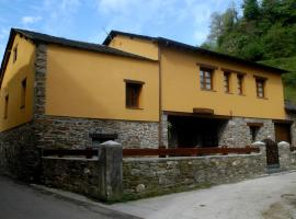 Casa Xuaquin, Moal (рядом с городом Tablado)