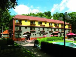 Hotel Milan Vopicka