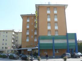 Hotel Europa, Cento (Berdekatan Castello d'Argile)
