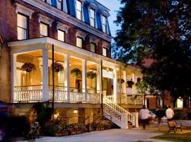 Saratoga Arms, Saratoga Springs