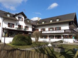 Hotel Garni Demmel, Bruckmühl (Feldkirchen-Westerham yakınında)
