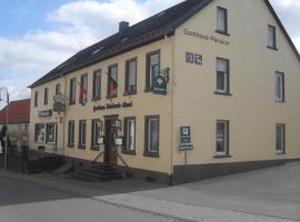 Gasthaus Reicharts-Land, Üdersdorf (Weiersbach yakınında)