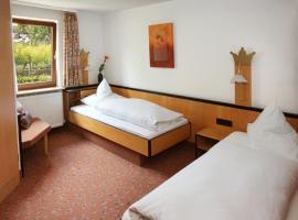 Hotel Krone, Haigerloch (Erlaheim yakınında)