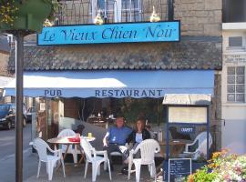 Le Vieux Chien Noir, Évran (рядом с городом Saint-Judoce)