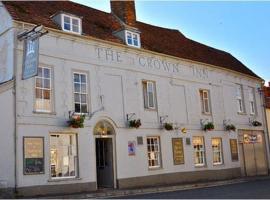 The Crown Inn, Benson (рядом с городом Warborough)