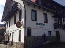 Penzion Pod Hamižnou, Hartmanice (Dobrá Voda yakınında)