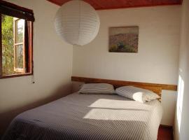 Campesano Ranch Cottage CS6, Villa Alemana (Quebrada Escobares yakınında)