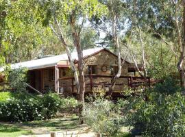 1860 Wine Country Cottages, Springton (Forreston yakınında)