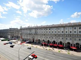 Апартаменты Независимости 22, Минск
