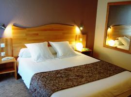 Inter-Hotel Coutances Cositel, Coutances (рядом с городом Gratot)