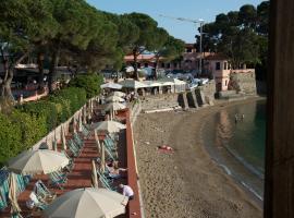 Hotel Fiascherino, Lerici (Tellaro yakınında)