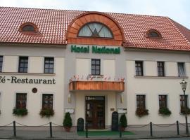 Hotel National, Bad Düben