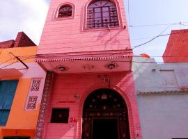 Shanti House, Bikaner (рядом с городом Gajner)