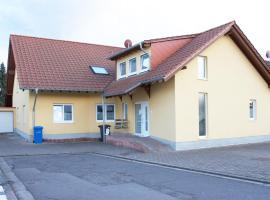 Ferienwohnungen Beckingen, Beckingen (Nalbach yakınında)