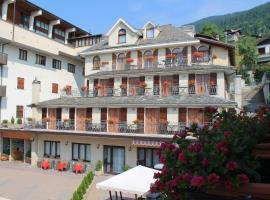 Hotel La Rosa, Teglio