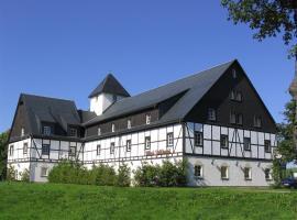 Landhotel Altes Zollhaus, Hermsdorf