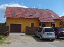 Penzion Zuzana, Lužnice