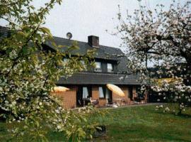 Ferienhof Meyer, Nahrendorf (Bahnhof Leitstade yakınında)