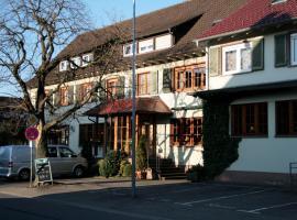 Gasthaus Kreuz, Biberach bei Offenburg (Zell am Harmersbach yakınında)
