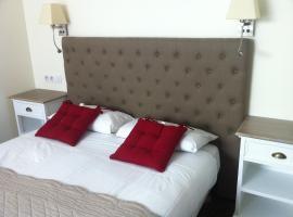Citotel Hotel Louise de Savoie, Blois