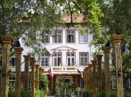 Hotel Trivia Antique, Sofya (Ravno Pole yakınında)