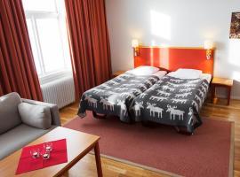 Hotell Kebne, Kiruna