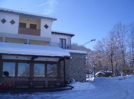 Al Ciocco, Montefiorino (Toano yakınında)