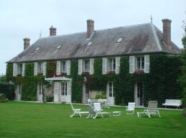 La Maison Blanche, Cuvergnon (рядом с городом Vauciennes)