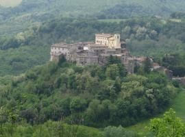 Castello Costaguti, Roccalvecce