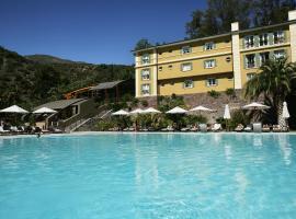 Termas de Jahuel Hotel & Spa, Santa María