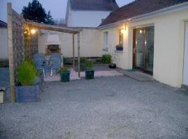 Gîte des Collines d'Artois, Houdain (рядом с городом Fresnicourt-le-Dolmen)